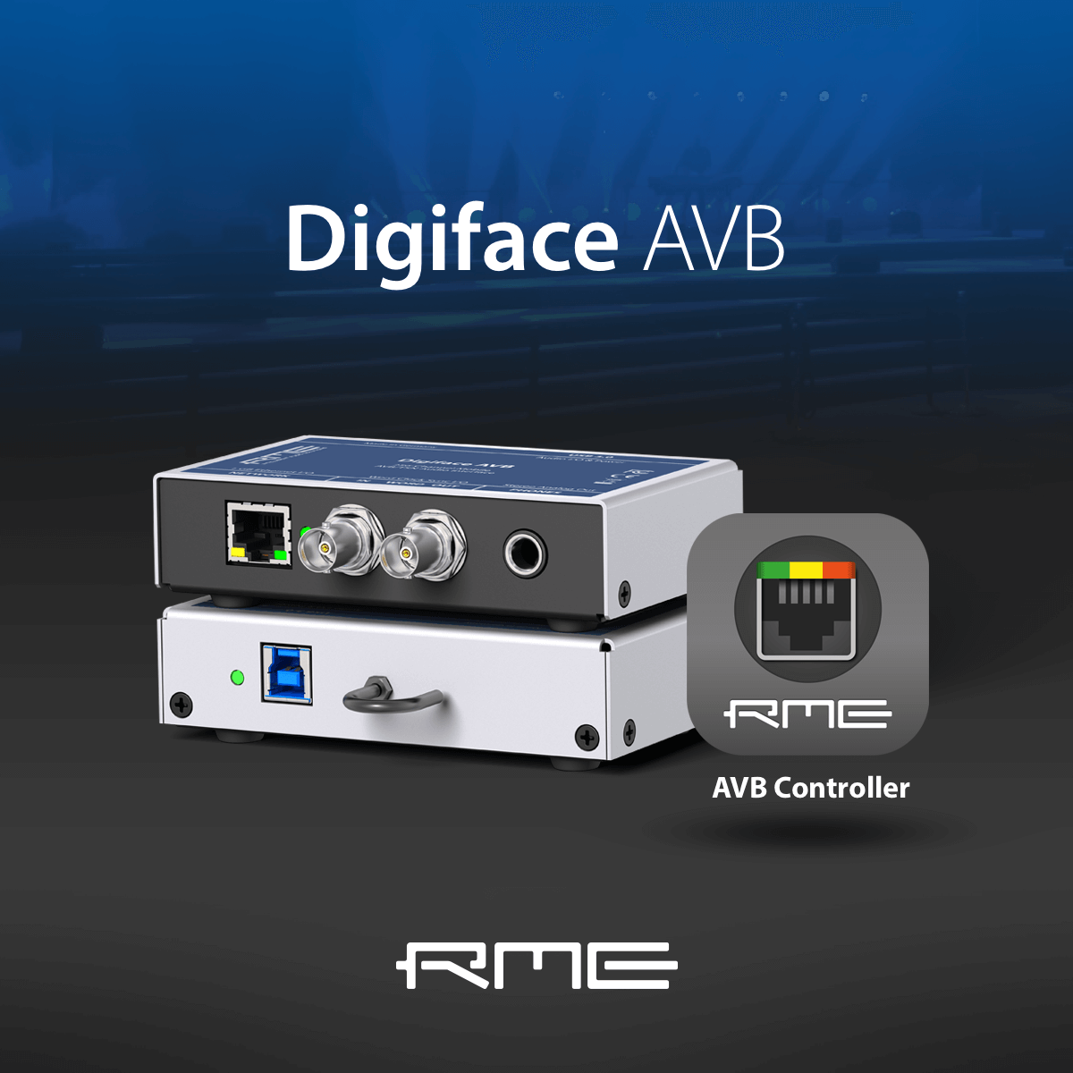 Download the latest Driver, Firmware & RME AVB Controller