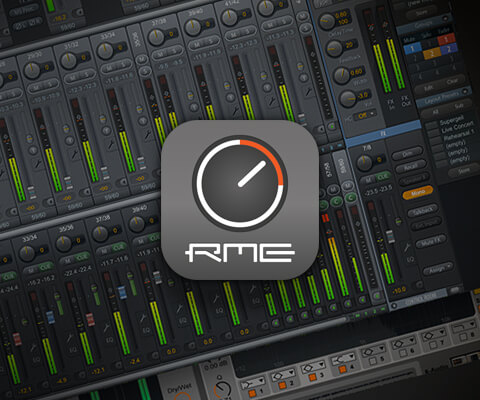 RME Audio TotalMix FX